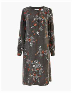 Per Una Ditsy Floral Print Dress