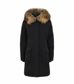 Fur-Trim York Parka