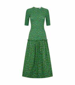 Floral Smocked Zola Dress