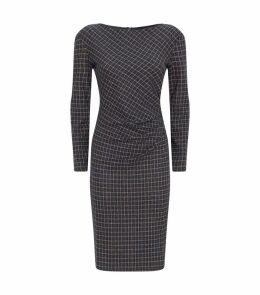 Check Saletta Midi Dress