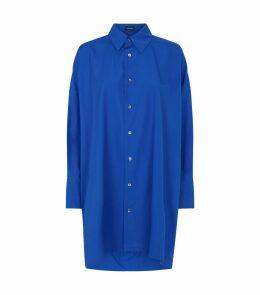 Wide Cotton Shirt