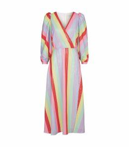 Embellished Imogen Midi Dress