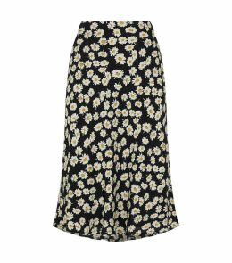 London Daisy Midi Skirt