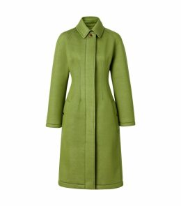 Neoprene Tailored Car Coat