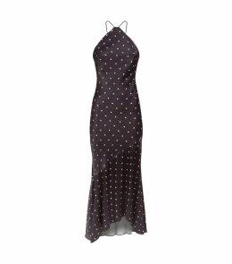 O'Dell Halterneck Midi Dress