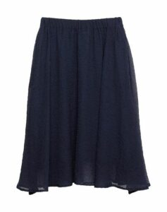 MAISON KITSUNÉ SKIRTS 3/4 length skirts Women on YOOX.COM