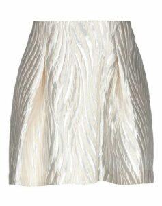 LANACAPRINA SKIRTS Mini skirts Women on YOOX.COM