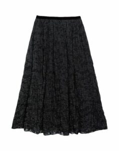 JUPE DE SATIN SKIRTS 3/4 length skirts Women on YOOX.COM