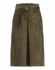 TOMMY HILFIGER SKIRTS Knee length skirts Women on YOOX.COM