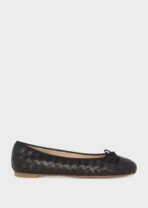 Clarice Dress Navy Black