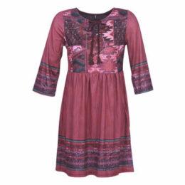 Smash  NATTY  women's Dress in Red