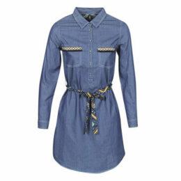 Smash  MERITXEL  women's Dress in Blue