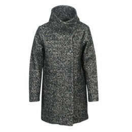 Smash  LIGIP  women's Coat in Grey