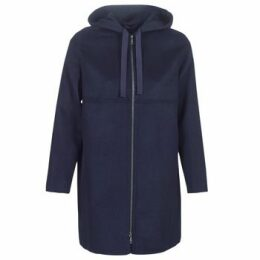 Benetton  SACRIPANE  women's Coat in Blue