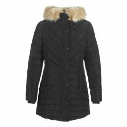 Superdry  ICELANDIC PARKA  women's Jacket in Black