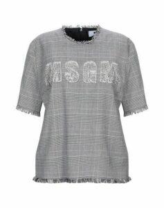 MSGM SHIRTS Blouses Women on YOOX.COM