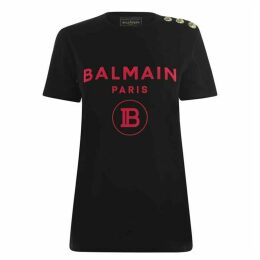 Balmain Exclusive Logo Tee