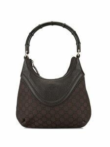Gucci Pre-Owned Bamboo hand bag - Brown
