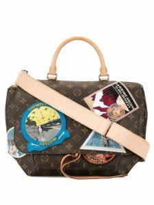 Louis Vuitton Pre-Owned Cindy Sherman camera messenger bag - Brown
