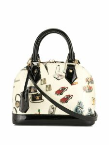 Louis Vuitton Pre-Owned Alma BB hand bag - White