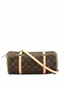 Louis Vuitton Pre-Owned Papillon 30 shoulder bag - Brown