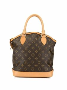 Louis Vuitton Pre-Owned Lockit tote bag - Brown