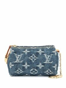 Louis Vuitton Pre-Owned Trousse Speedy PM pouch - Blue