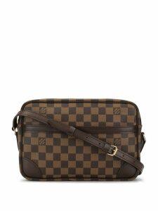 Louis Vuitton Pre-Owned Trocadero 27 Damier shoulder bag - Brown