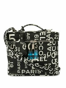 Chanel Pre-Owned By Sea cosmetic bag - Black