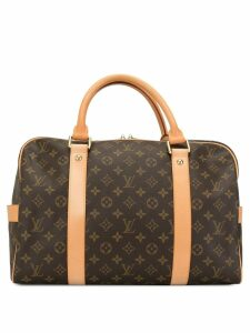 Louis Vuitton Pre-Owned Carryall tote - Brown