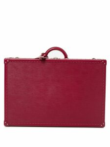 Louis Vuitton Pre-Owned Alzer 70 trunk hard case bag - Red