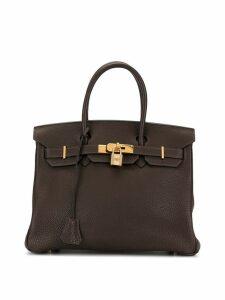 Hermès Pre-Owned Birkin 30 tote - Brown