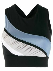 No Ka' Oi wave tank top - Black