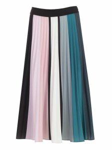 SSHEENA Skirt Plisse W/slts