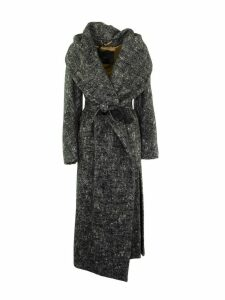 Max Mara Lega Grey Coat