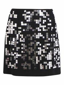 Pinko Embellished Skirt