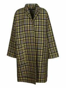 Sofie dHoore Double Checked Coat