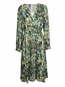 Ultrachic Printed Dress