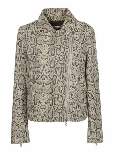 Bully Animal Print Jacket