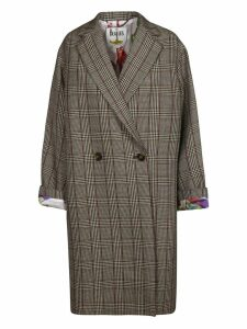 Stella McCartney Prince Of Wales Coat