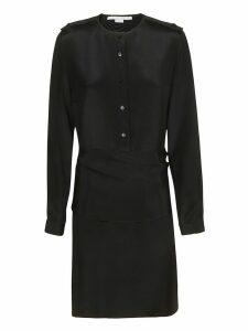 Stella McCartney Back Belt Midi Dress