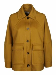Alberto Biani Caban Over Coat