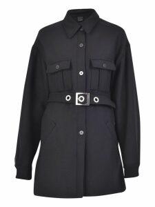 Pinko Belted Coat