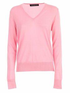 Department 5 Brosio Sweater V Neck Merino Wool