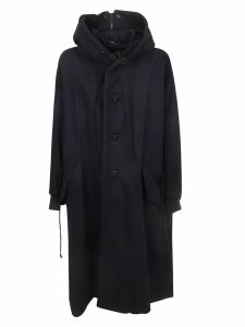 Ys Button-up Coat