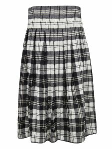Casey Casey Checked Skirt