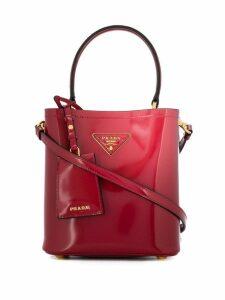 Prada small Panier bag - Red