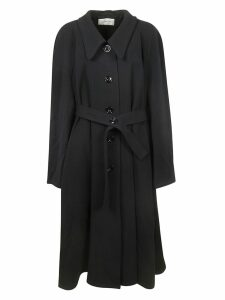 Lemaire Button Up Coat