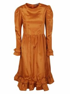 Batsheva Ruffled Dress
