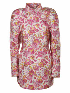 Rotate by Birger Christensen Floral Dress